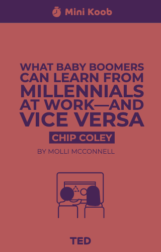 What baby boomers can learn from millennials at work—and vice versa