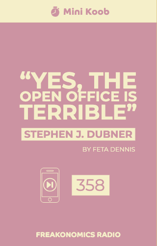 Yes, the Open Office Is Terrible - But It Doesn't Have to Be