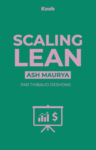 Scaling Lean: Maîtriser les indicateurs-clés de la croissance de votre start-up