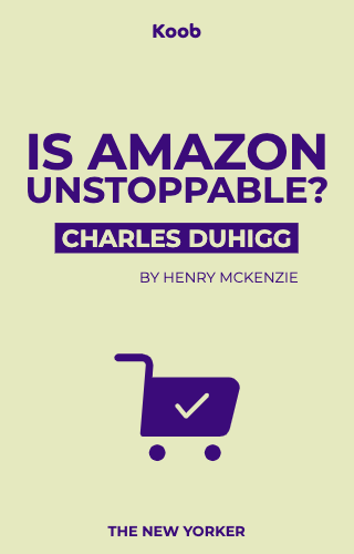 Is Amazon Unstoppable?