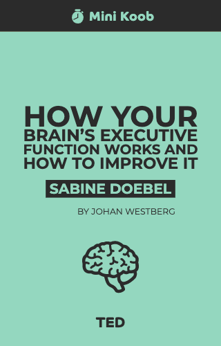 How Your Brain's Executive Function Works and How to Improve it