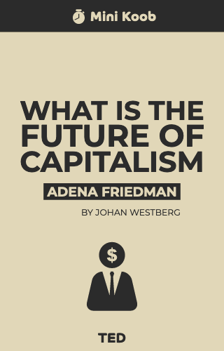 What is the Future of Capitalism?