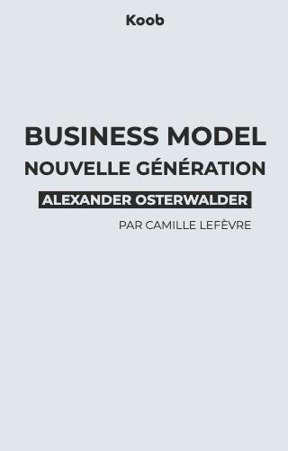 Business Model, nouvelle génération