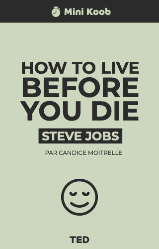 How to Live Before You Die