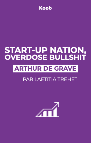 Start-up Nation Overdose bullshit