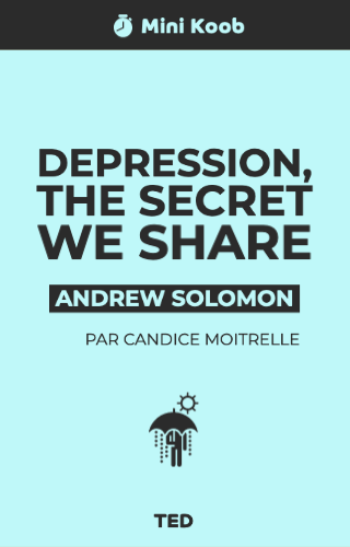 Depression, the Secret We Share