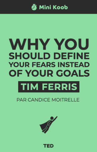 Why You Should Define Your Fears Instead of Your Goals