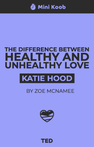 The Difference Between Healthy and Unhealthy Love