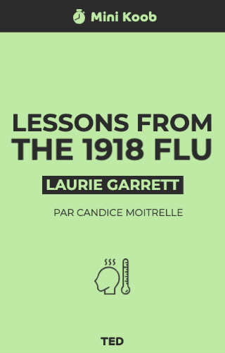 Lessons from the 1918 flu
