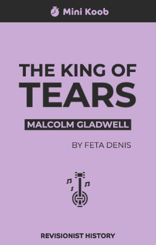 The King of Tears