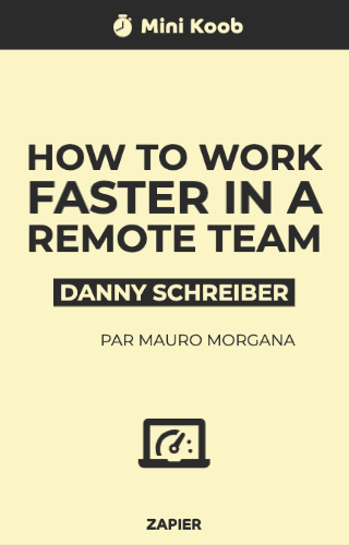 How to Work Faster in a Remote Team