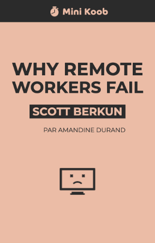 Why Remote Workers Fail