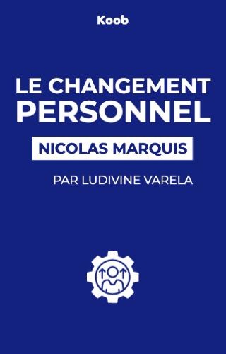 Le changement personnel