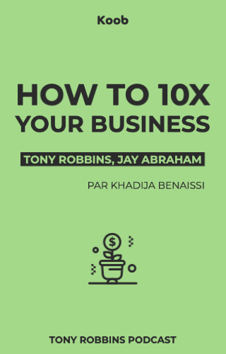 How to x10 your business - Tony Robbins Podcast