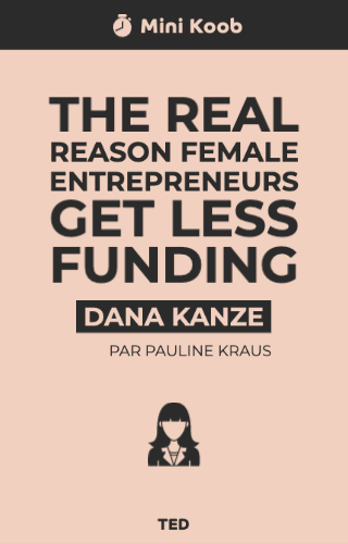 The Real Reason Female Entrepreneurs Get Less Funding