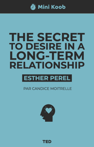 The Secret to Desire in a Long-Term Relationship