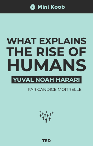 What Explains the Rise of Humans ?