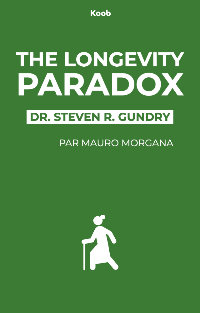The Longevity Paradox - How to Die Young at Ripe Old Age