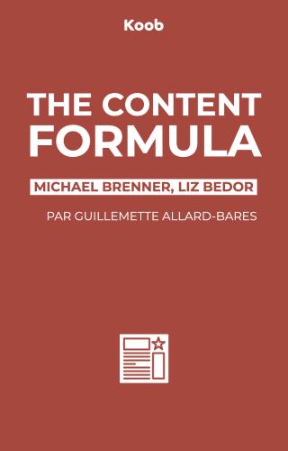 The Content Formula