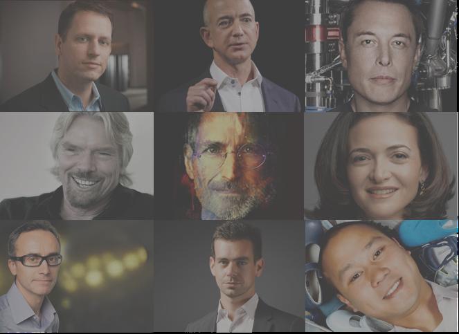 Les grands entrepreneurs