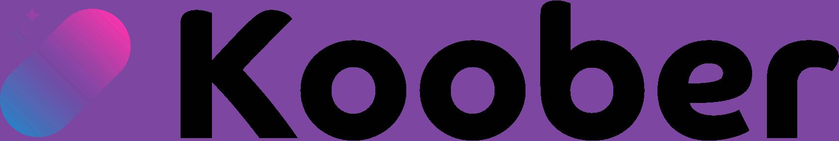logo koober; koober.com