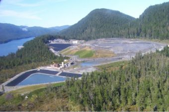 Hecla Greens Creek Mine is a major employer in the region.