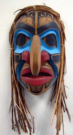 Tlingit Hawkman