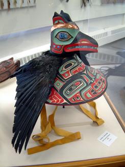 Yeil Ts'aax Eesh (Raven Hat)