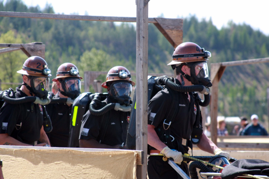 Greens Creek miners respond to Pogo fire