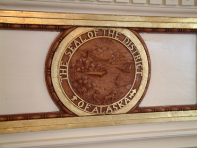 Seal of the District of Alaska
