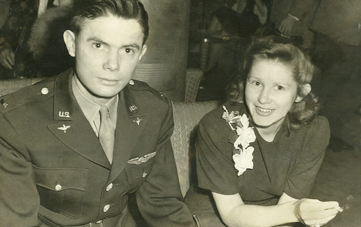 Lt. Henry Hubbard and Esther Hubbard