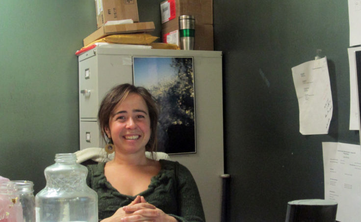 Mariya Lovischuck is the director the Glory Hole.