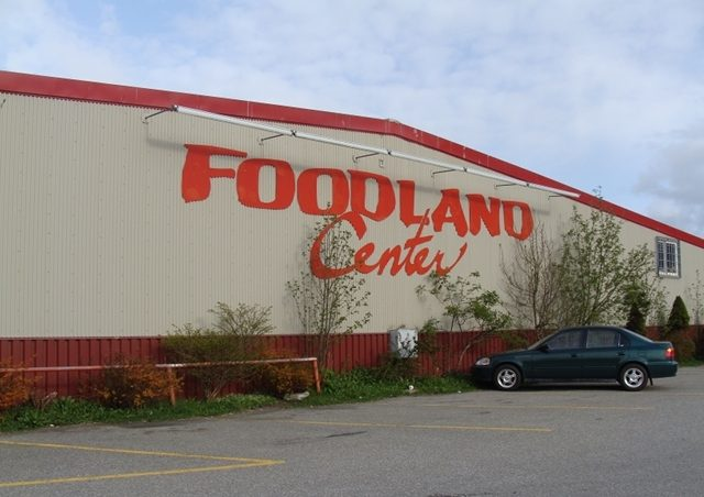 The sign out front still says Alaskan & Proud, but the new Foodland IGA is now open in the only large-scale grocery space in downtown Juneau.