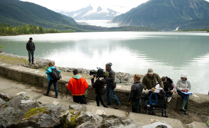 This summer, the movies came to Juneau, where Wildlike filmed in locations around the capital city and across Alaska.