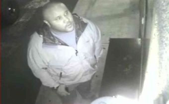 Authorities in the Big Bear area have traded fire with a man who looks a lot like Christopher Dorner, the California fugitive who police accuse of killing three people, the San Bernardino Sheriff's office said in a statement.