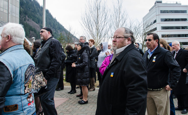 Juneau Mayor Merrill Sanford. (Photo by Heather Bryant/KTOO)