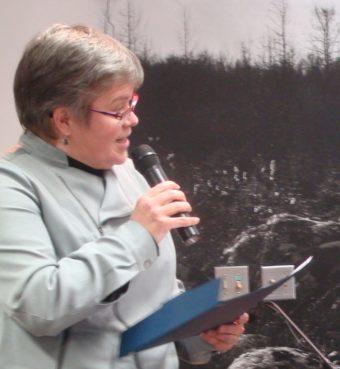 City Manager Kim Kiefer