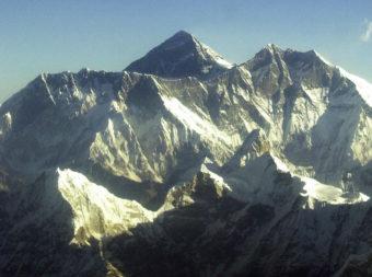 Mount Everest. AFP/AFP/Getty Images