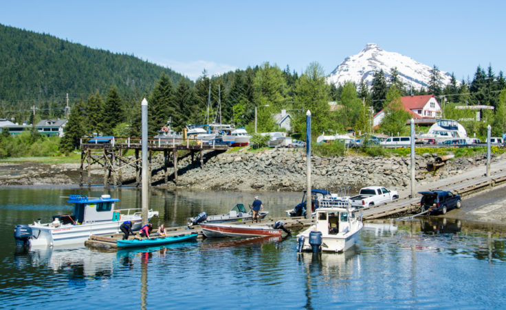 Photo: The harbor was filled with boaters during the past week's sunny weather.