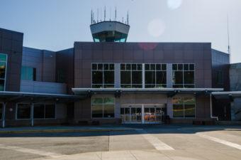 The Juneau International Airport