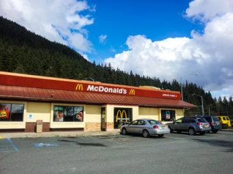 Juneau McDonald's