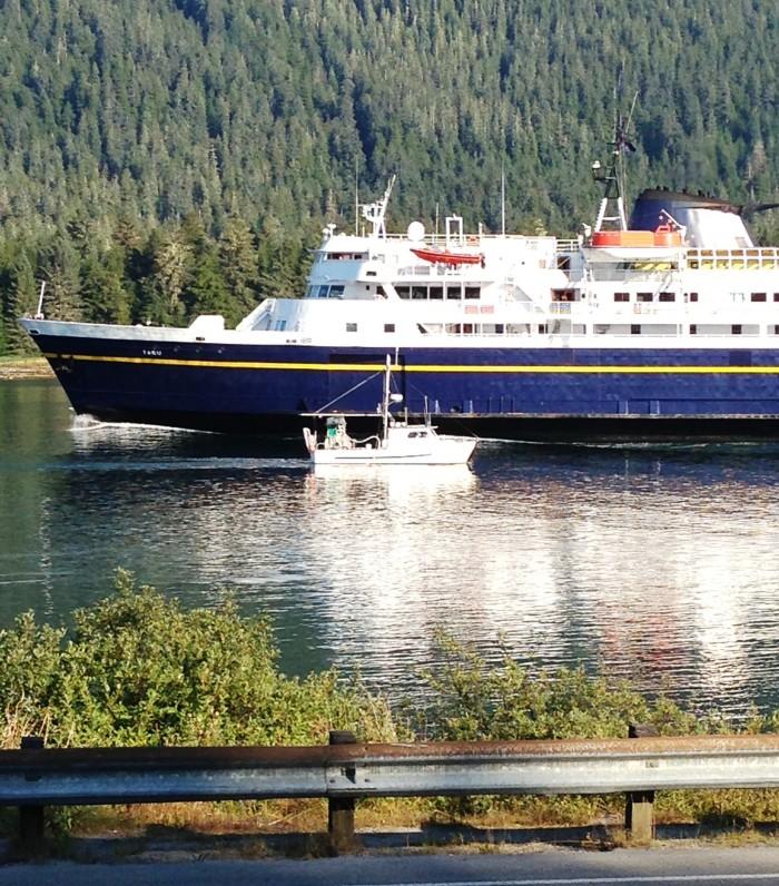 ferry Taku