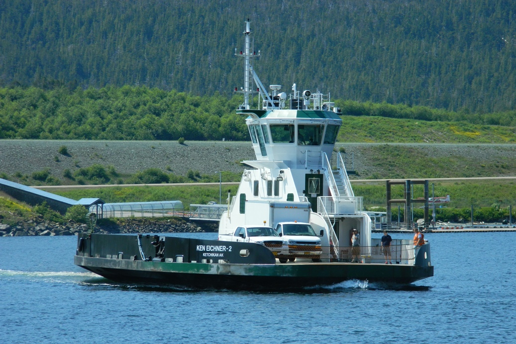 Ketchikan Assembly Chooses Ferries Over Bridge To Nowhere