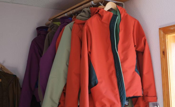 a picture of kodiak coats