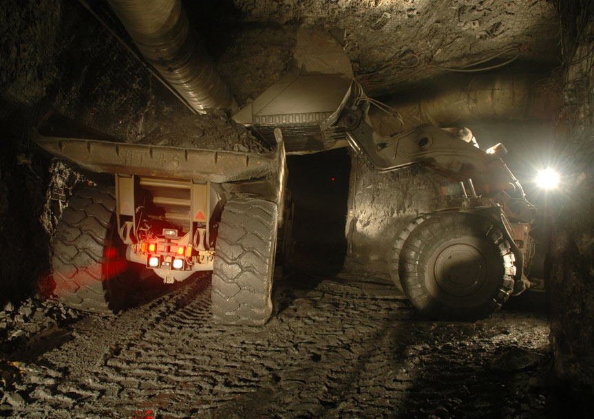Greens Creek Mine
