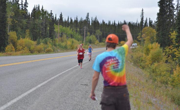 Saturday morning Klondike runners