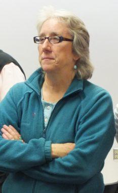 Kate Troll 2013 municipal election night