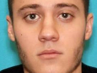 Paul Ciancia, 23, in an undated photo provided by the FBI. (AP)