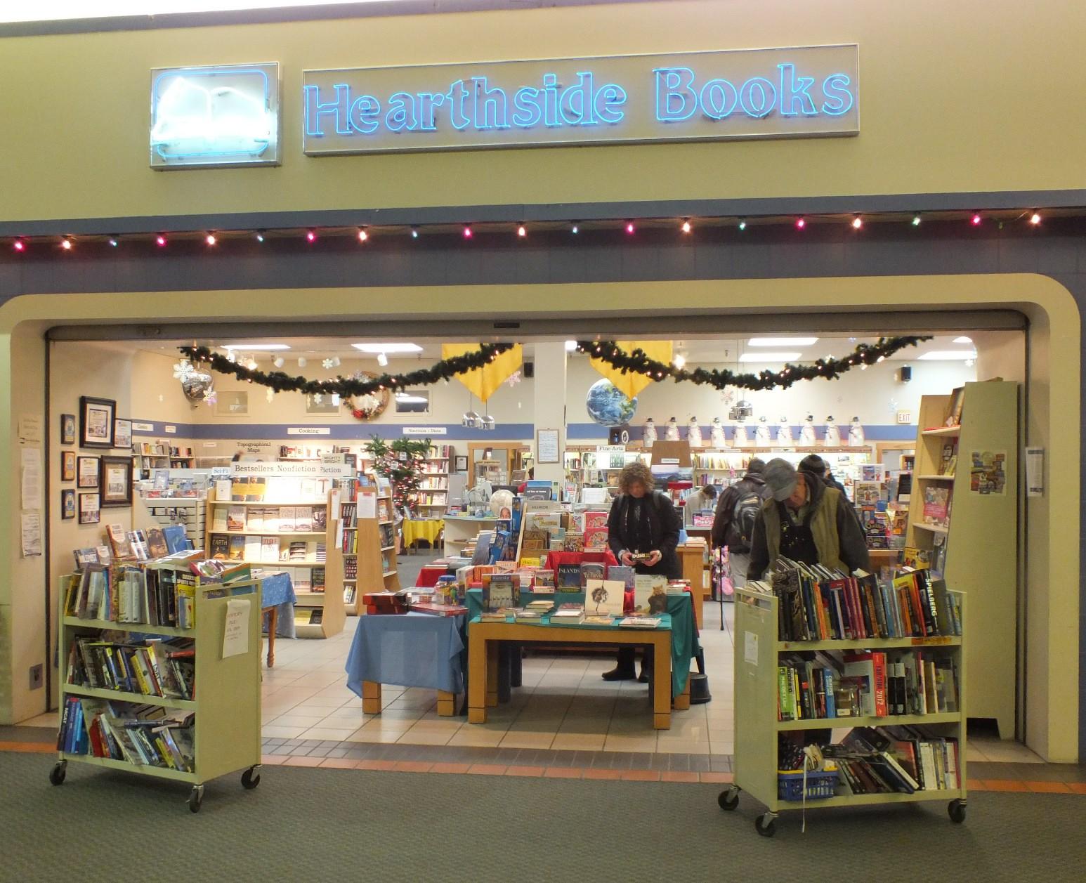Hearthside Books & Toys | Juneau's Community Bookstores ...