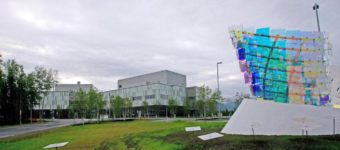 The Alaska State Crime Lab in Anchorage. (Photo courtesy of the Alaska Department of Public Safety.)